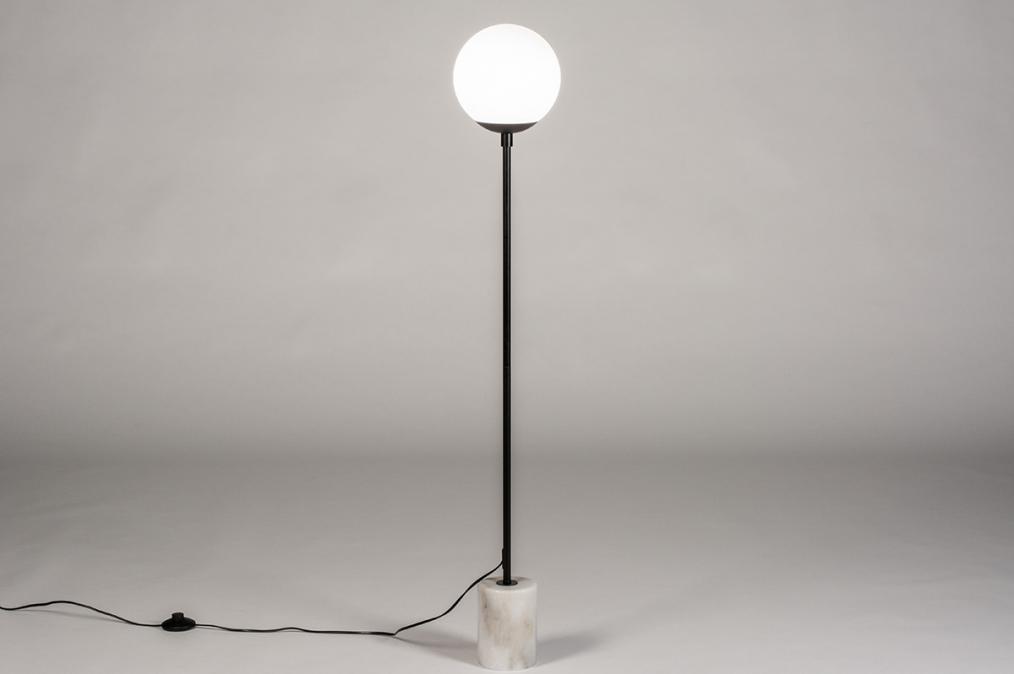 Vloerlamp 74152: landelijk, rustiek, modern, eigentijds klassiek #0