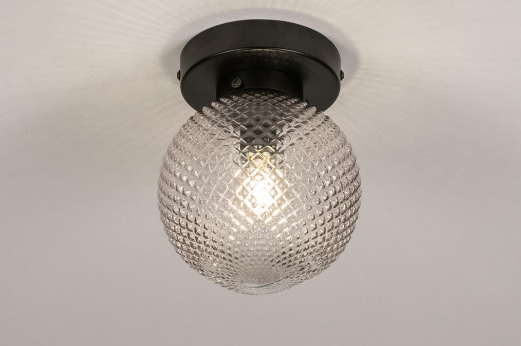 Plafondlamp 74156: landelijk, rustiek, modern, retro #0