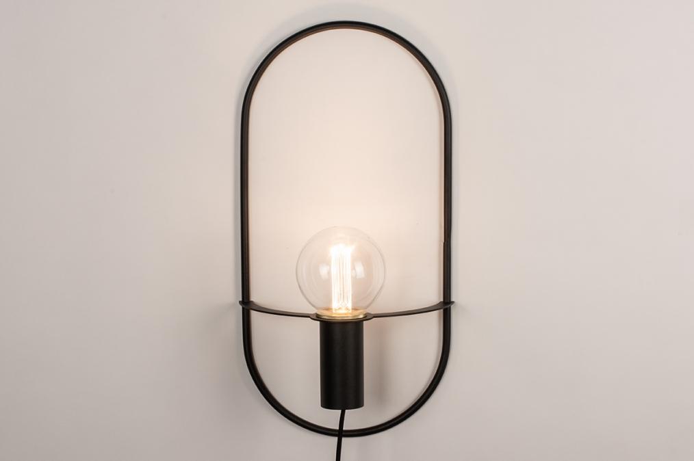 Wandlamp 74171: industrie, look, design, landelijk #0