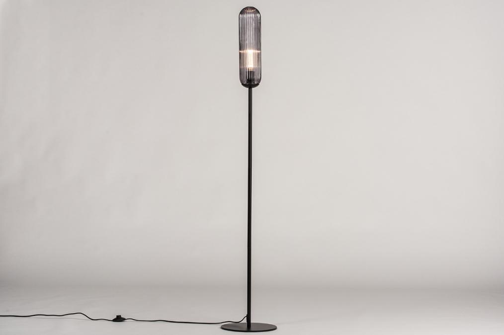 Vloerlamp 74178: design, modern, eigentijds klassiek, art deco #0