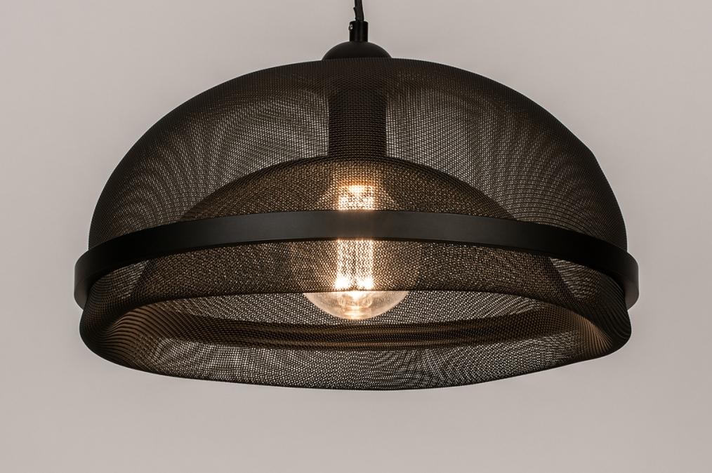 Hanglamp 74180: sale, industrie, look, modern #0