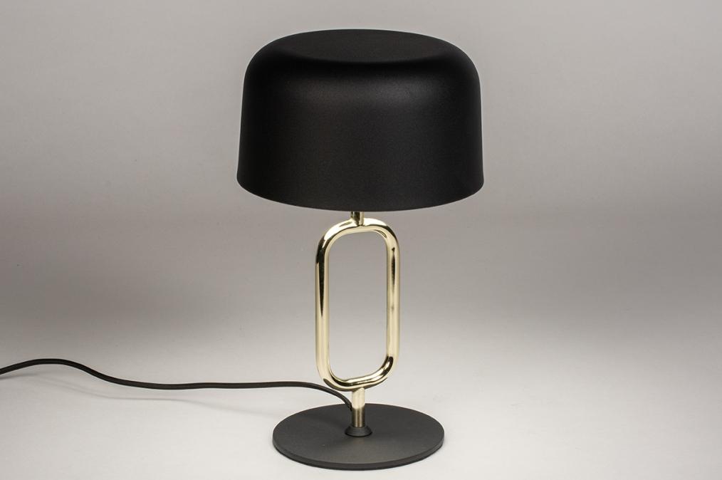 Tafellamp 74186: sale, modern, eigentijds klassiek, messing #0