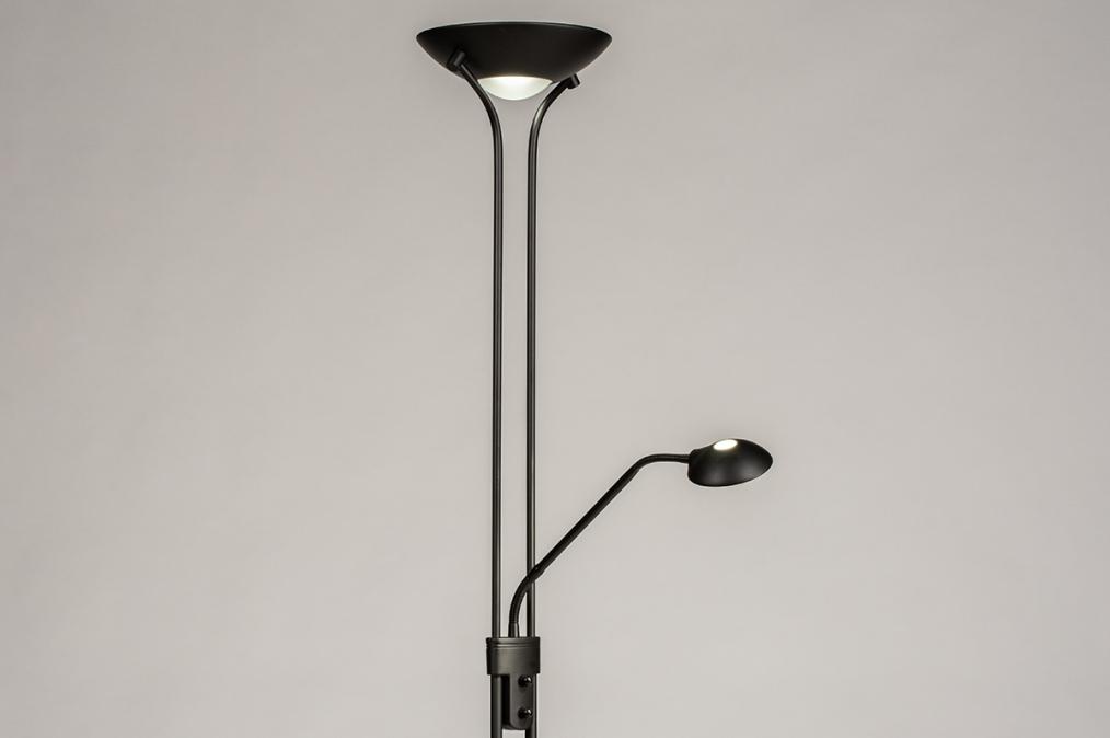 Vloerlamp 74215: landelijk, rustiek, klassiek, eigentijds klassiek #0