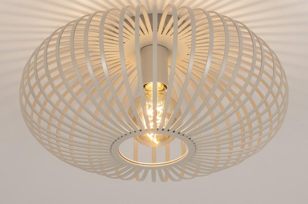 Plafondlamp 74222: landelijk, rustiek, modern, retro #0