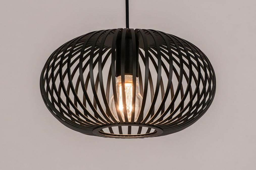 Hanglamp 74243: industrie, look, modern, retro #0