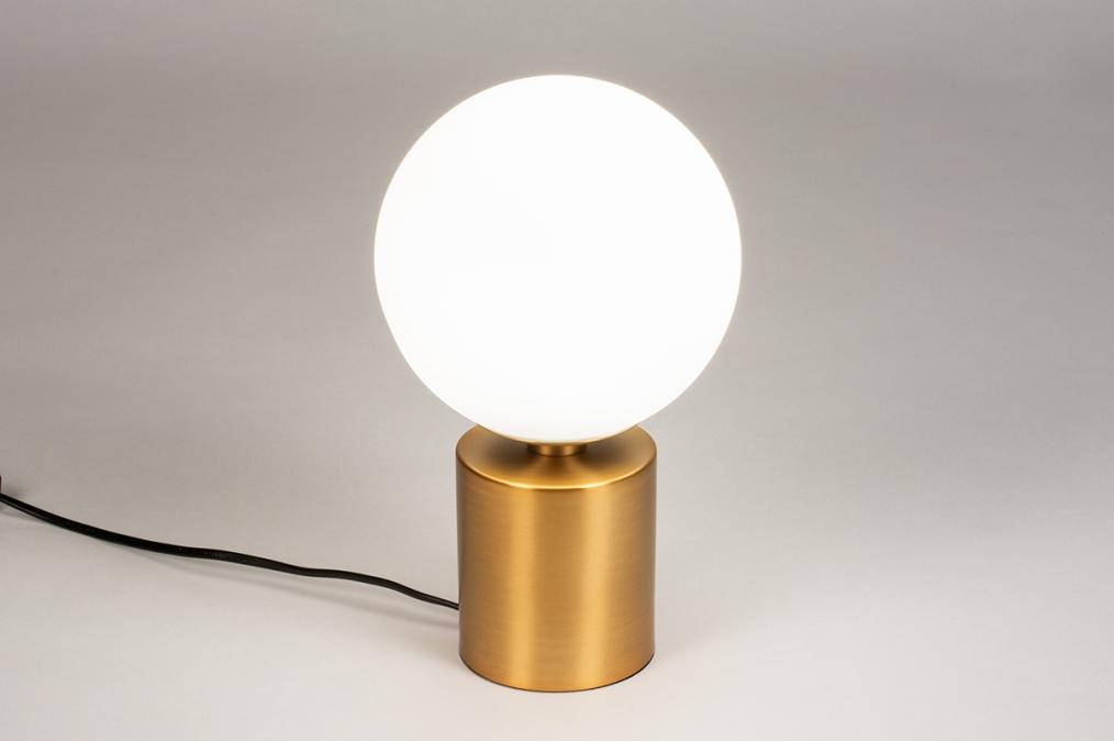 Tafellamp 74261: modern, klassiek, eigentijds klassiek, art deco #0