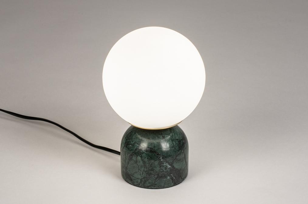 Tafellamp 74262: landelijk, rustiek, retro, klassiek #0