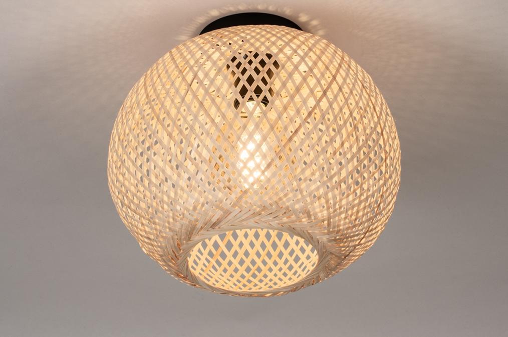 Plafondlamp 74264: landelijk, rustiek, modern, retro #0