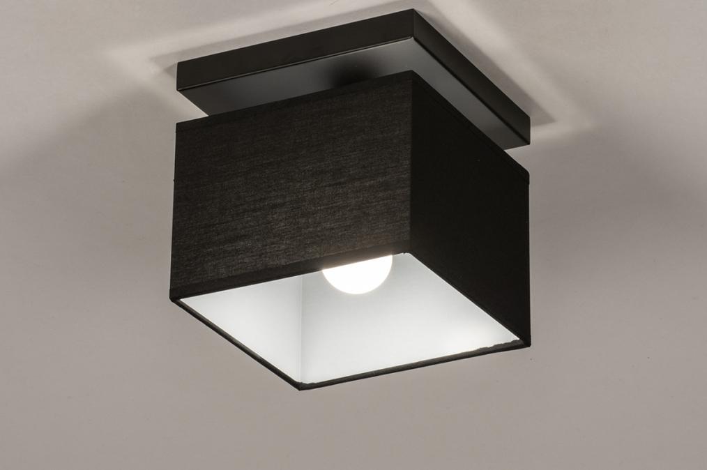 Plafondlamp 74299: landelijk, rustiek, modern, eigentijds klassiek #0