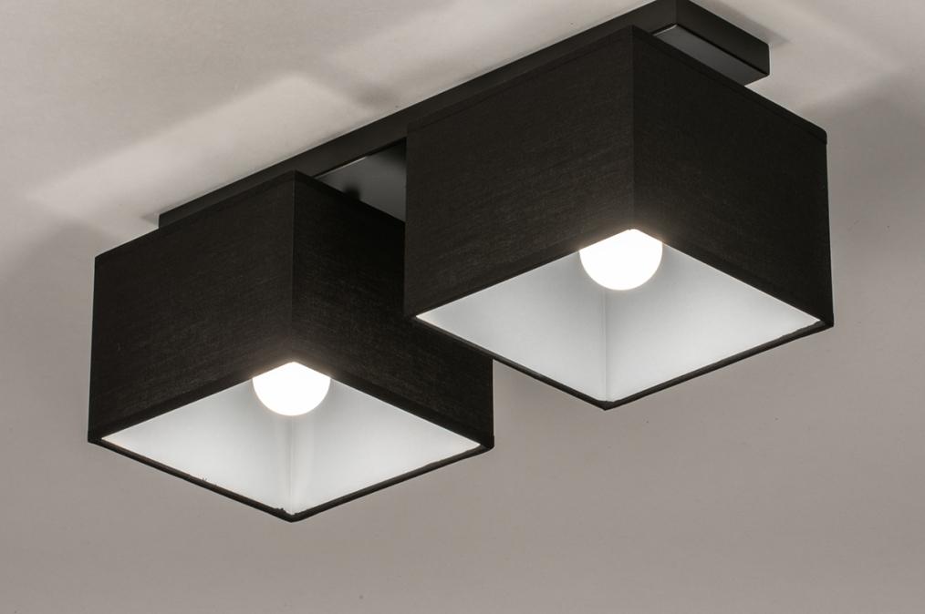 Plafondlamp 74300: landelijk, rustiek, modern, eigentijds klassiek #0