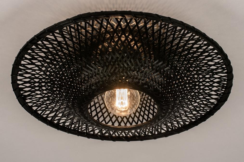 Plafondlamp 74329: landelijk, rustiek, modern, retro #0