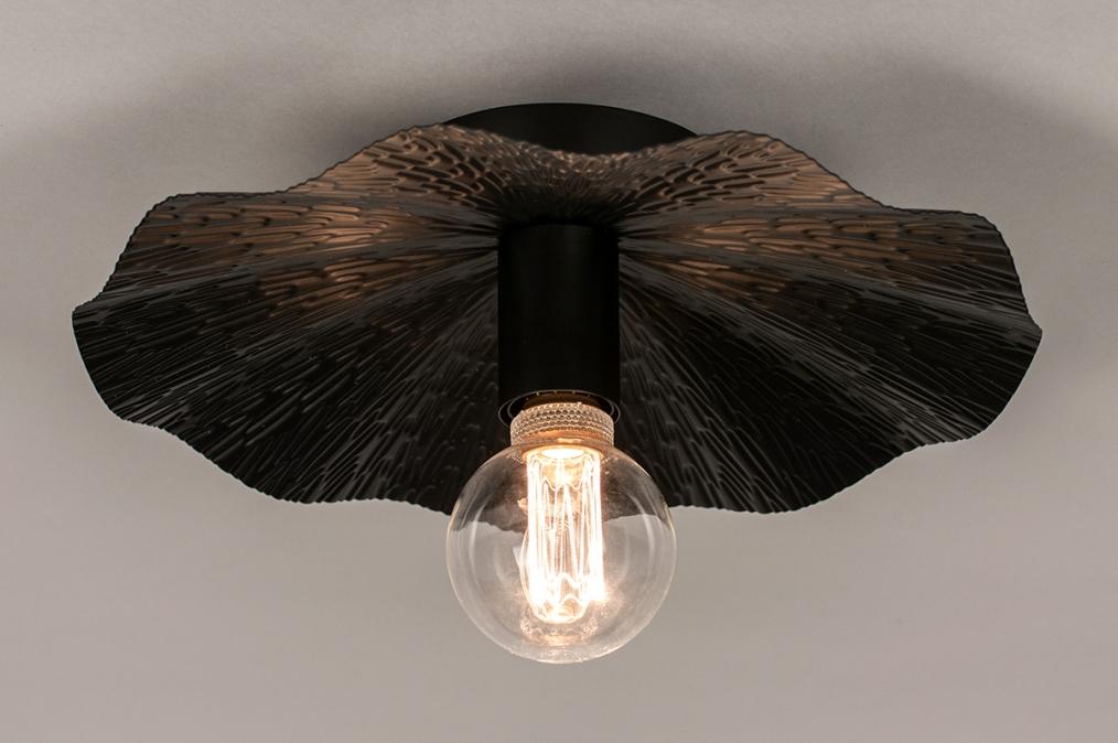 Plafondlamp 74330: landelijk, rustiek, modern, eigentijds klassiek #0