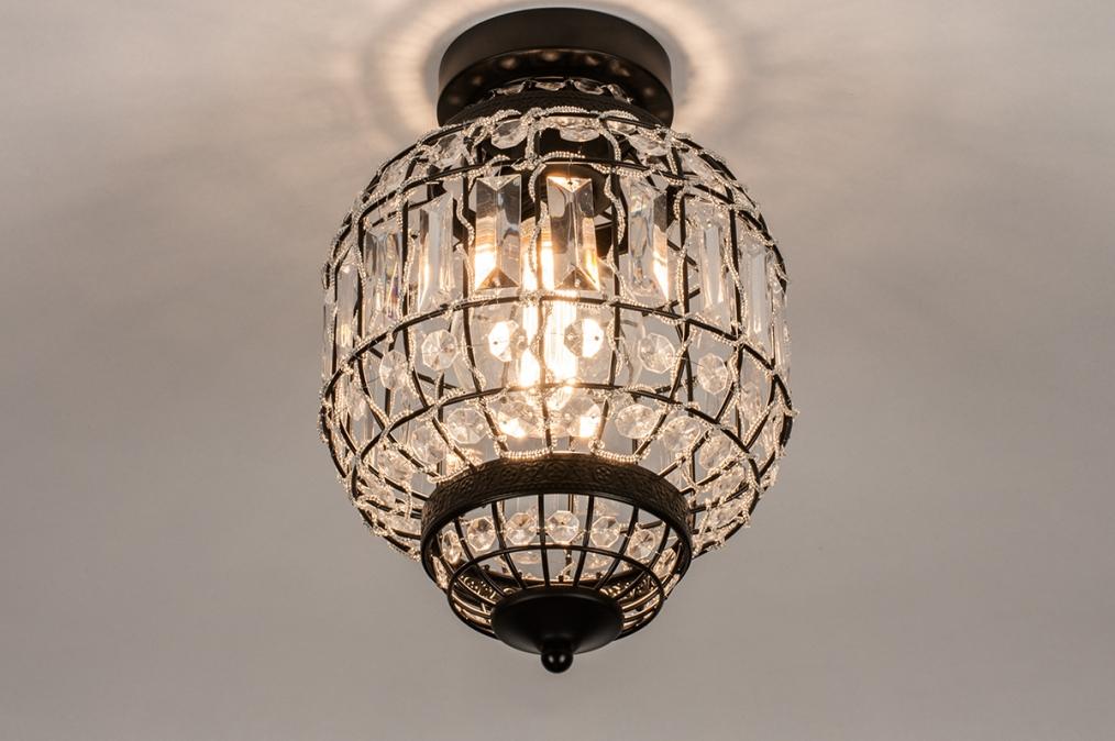 Plafondlamp 74334: landelijk, rustiek, klassiek, eigentijds klassiek #0