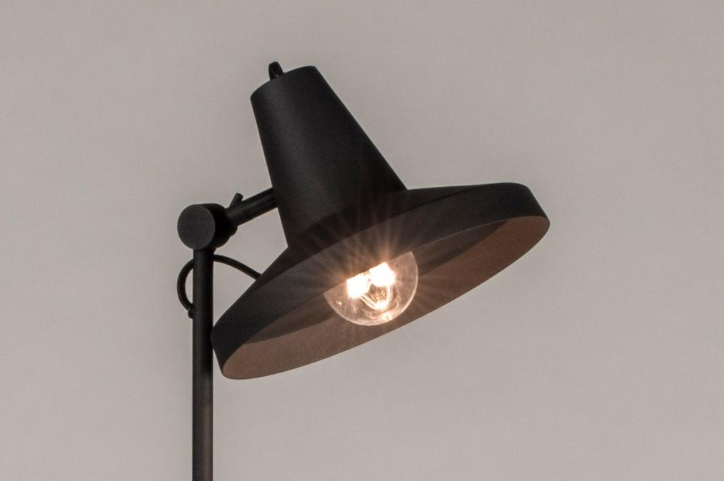 Vloerlamp 74385: industrie, look, design, modern #0