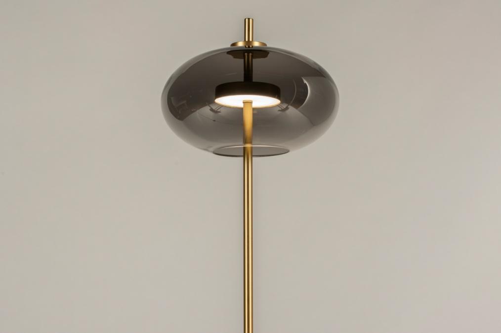 Vloerlamp 74422: modern, retro, eigentijds klassiek, art deco #0
