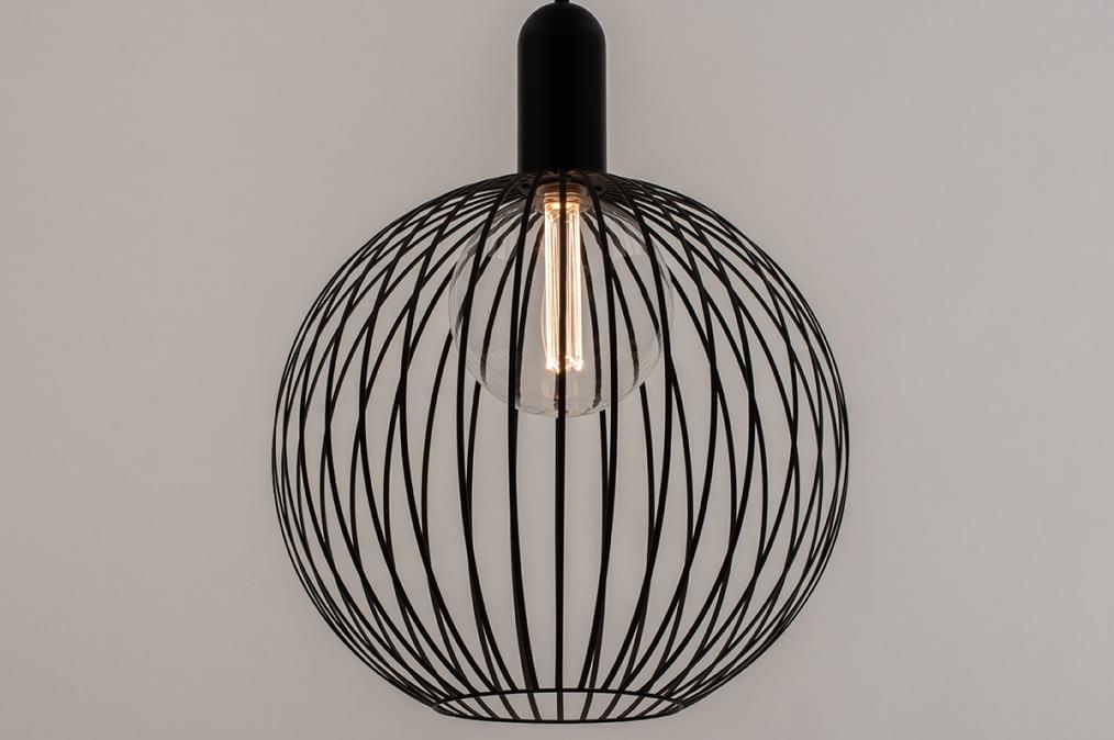 Hanglamp 74431: landelijk, rustiek, modern, eigentijds klassiek #0