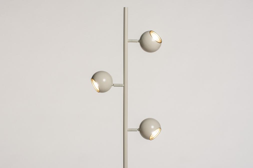 Vloerlamp 74447: landelijk, rustiek, modern, retro #0