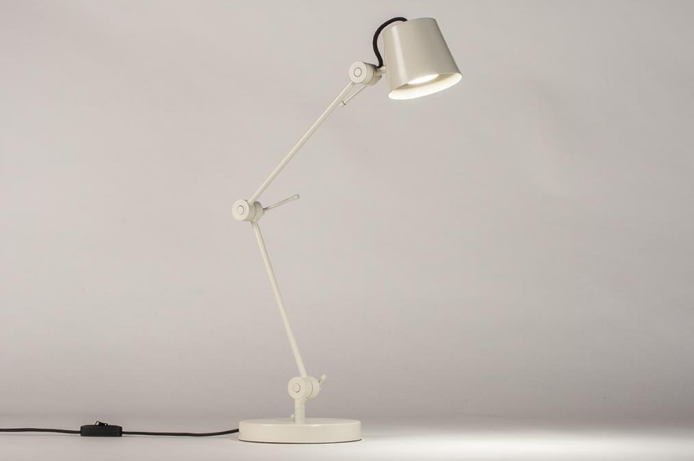 Tafellamp 74450: landelijk, rustiek, modern, retro #0
