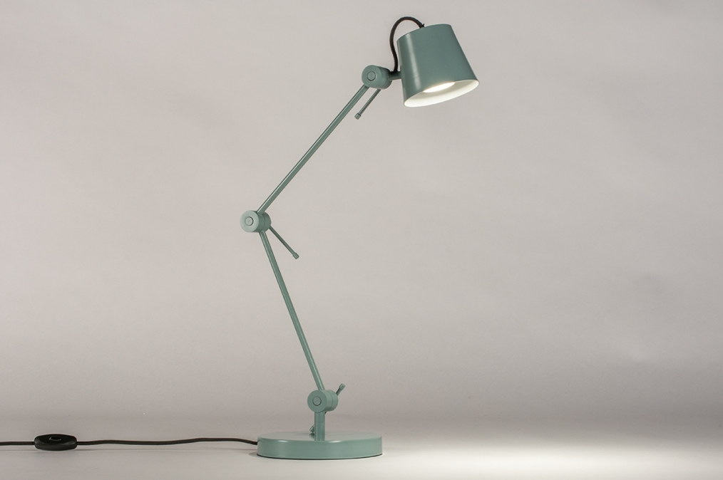 Tafellamp 74451: landelijk, rustiek, modern, retro #0