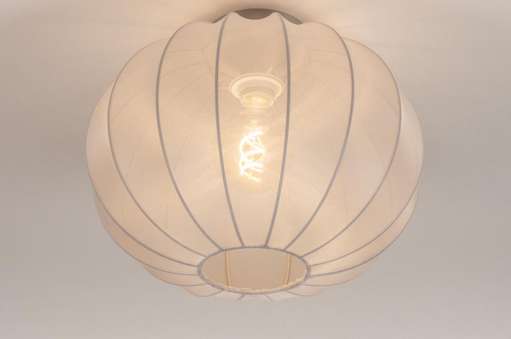 Plafondlamp 74454: landelijk, rustiek, modern, retro #0
