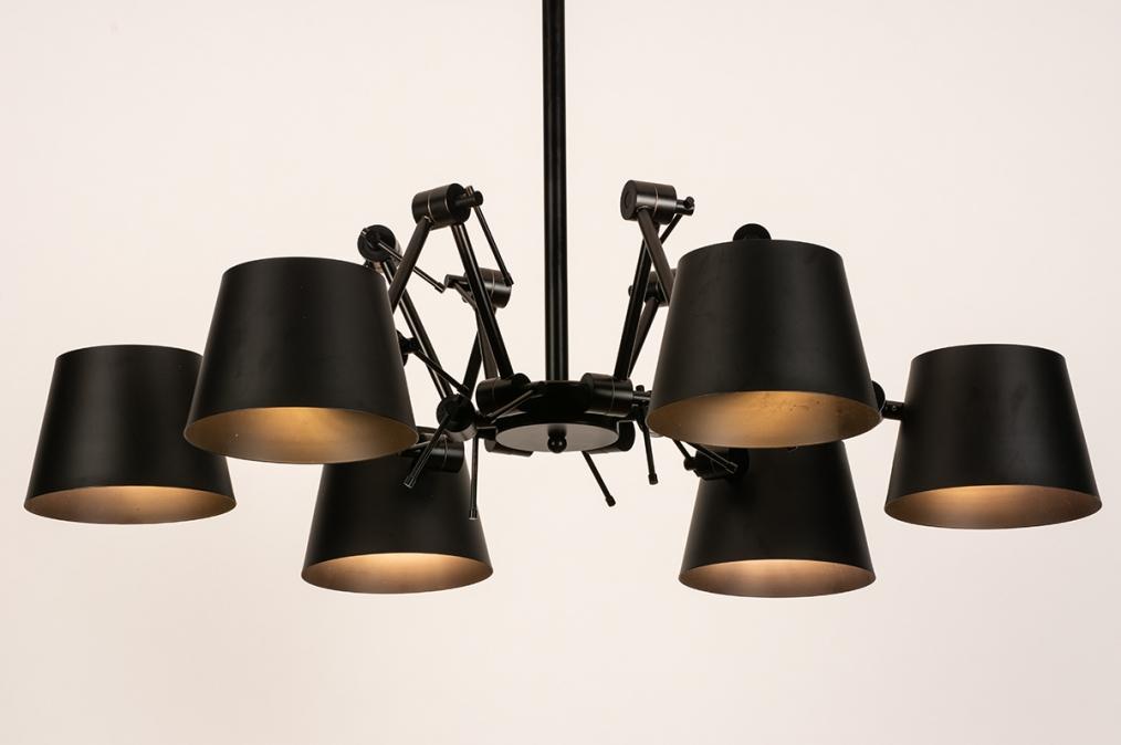 Hanglamp 74523: industrie, look, design, modern #0