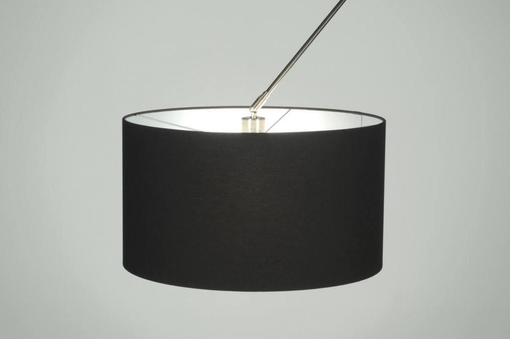 Hanglamp 80303: stof, zwart #0