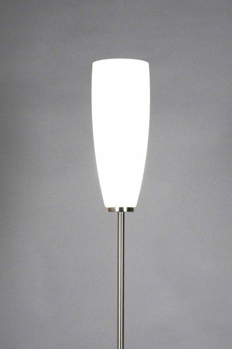 Vloerlamp 80597: modern, klassiek, eigentijds klassiek, glas #0