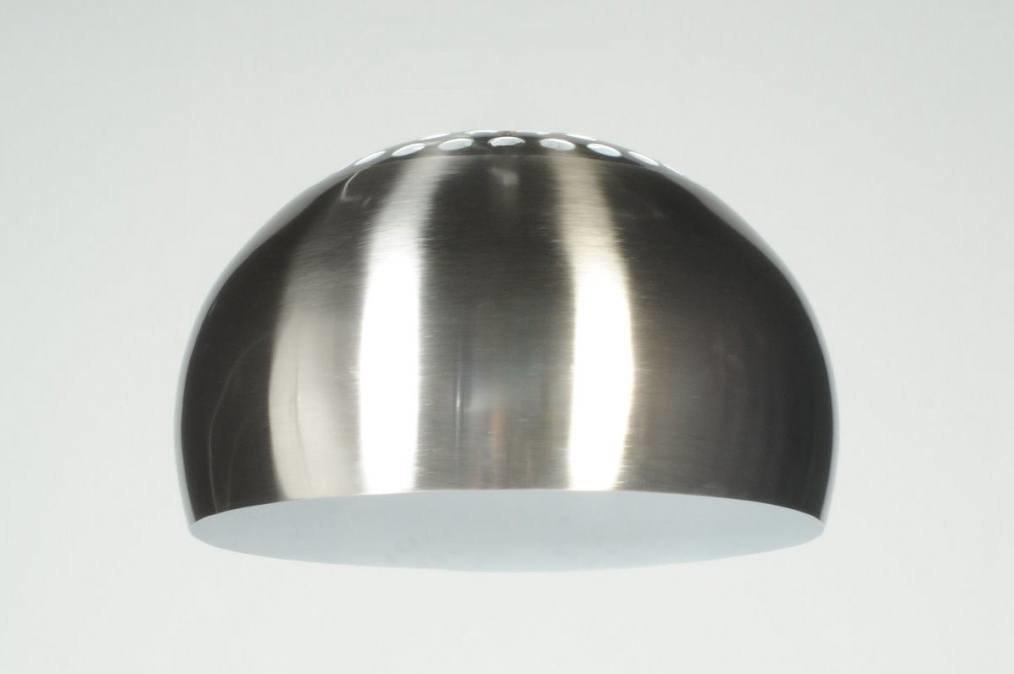 Artikel 82769: modern, retro, staalgrijs, metaal #0