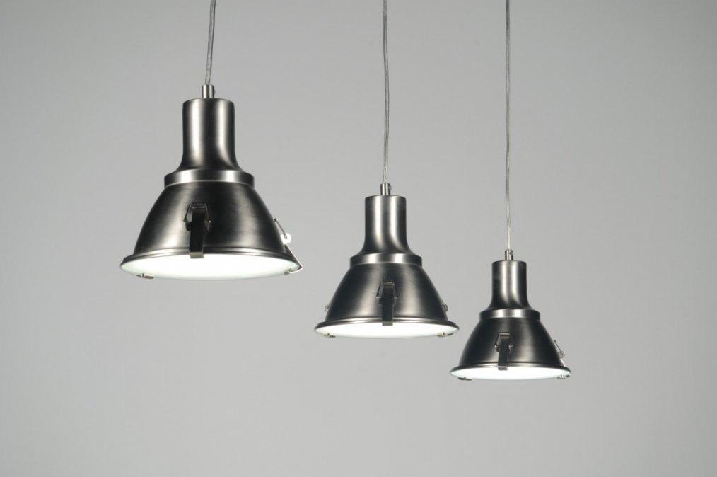 Hanglamp 83576: industrie, look, landelijk, rustiek #0