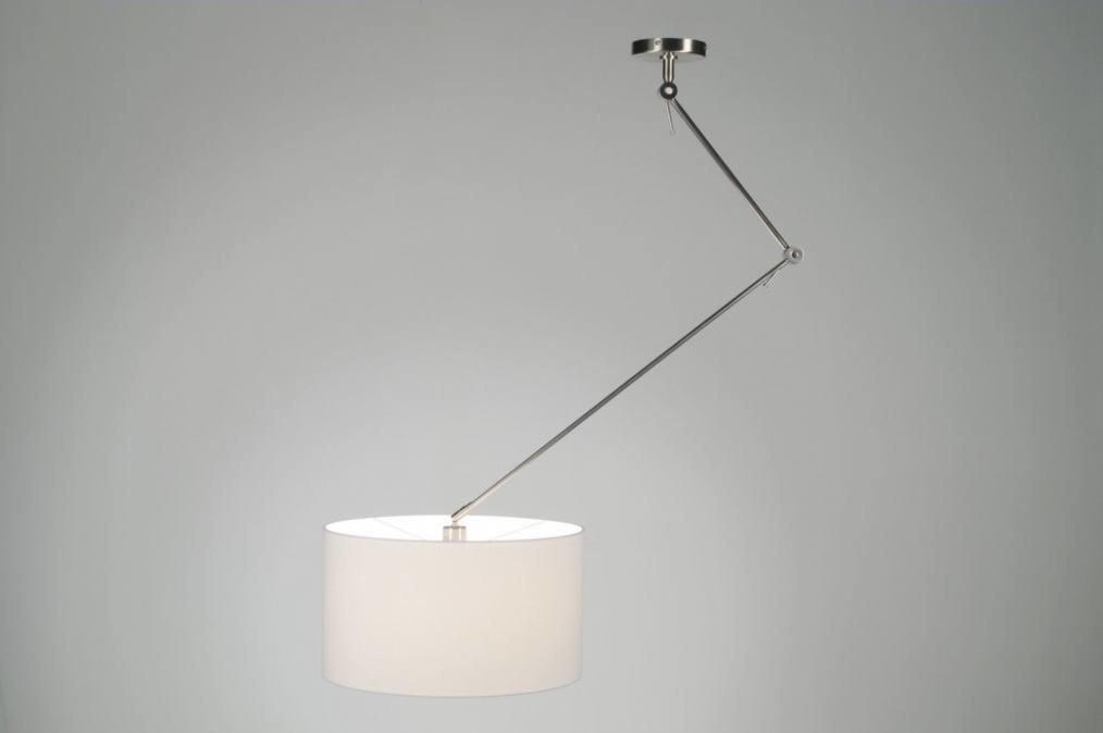 Hanglamp 84050: staal rvs, metaal #0