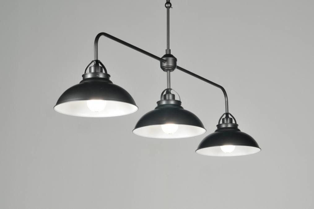 Hanglamp 85980: klassiek, landelijk, rustiek, industrie #0