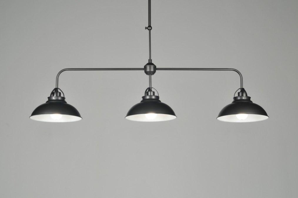 Hanglamp industrie look landelijk rustiek
