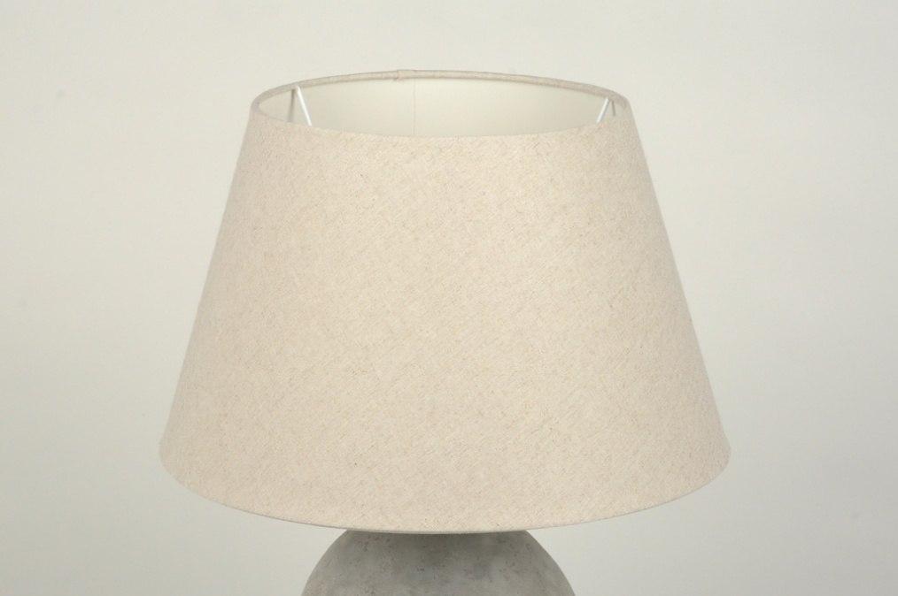 Tafellamp 87592: modern eigentijds klassiek landelijk rustiek
