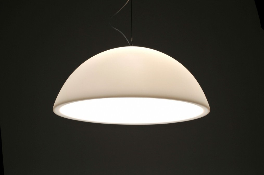 Hanglamp 87765: design, modern, kunststof, acrylaat kunststofglas #0