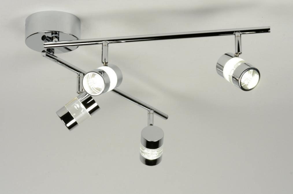 Spot 88217: design, modern, metaal, chroom #0