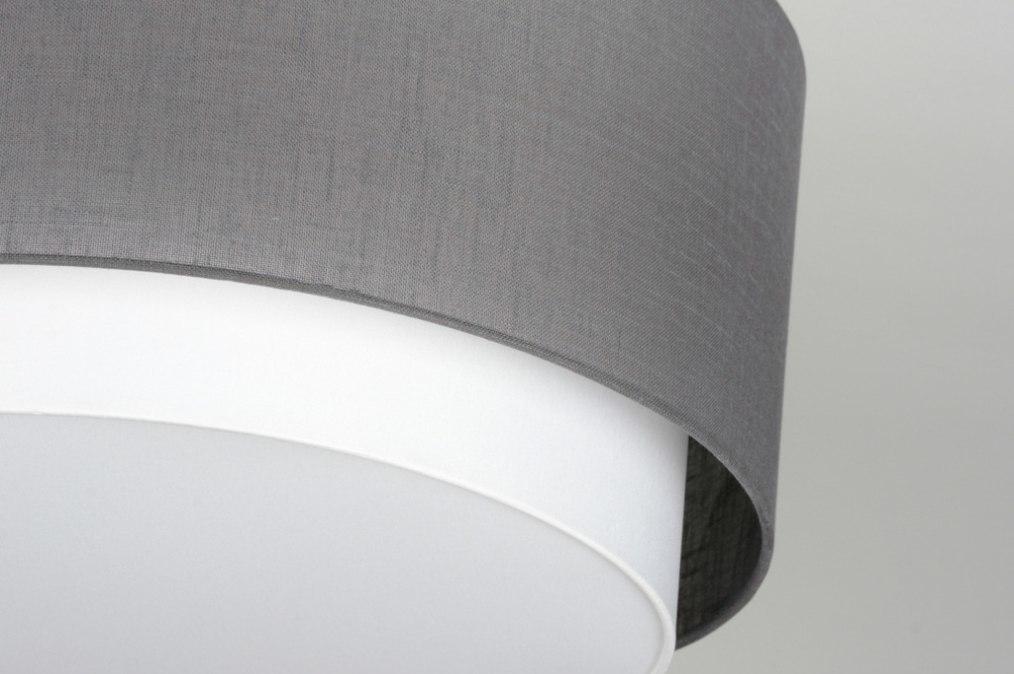 deckenleuchte 88529 modern zeitgemaess klassisch laendlich rustikal grau. Black Bedroom Furniture Sets. Home Design Ideas