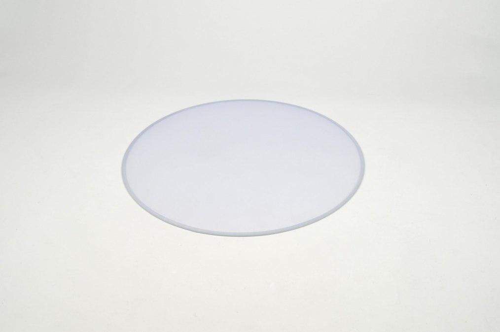 Hanglamp 88709: stof, wit #0