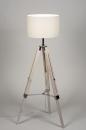 lampadaire-10427-moderne-retro-bois-bois_clair-etoffe-blanc-rond