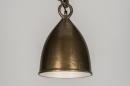 Pendelleuchte-10472-laendlich_rustikal-Industrielook-coole_Lampen_grob-Bronze_rostbraun-bronzefarben-Nickel-rund