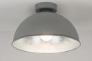 Deckenleuchte-10979-modern-Industrielook-grau-stahlgrau-Silber-Metall-Stahl_rostbestaendig-rund
