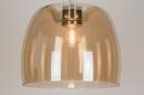 Pendelleuchte-11144-modern-laendlich_rustikal-Retro-braun-Glas-rund