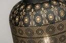 Tischleuchte 11863: laendlich rustikal, modern, zeitgemaess klassisch, Metall #5