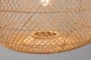 Hanglamp 12464: modern, retro, riet, hout #10