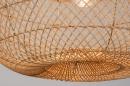 Hanglamp 12464: modern, retro, riet, hout #9