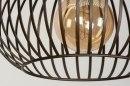 Hanglamp 12601: design, modern, metaal, brons #7