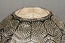 Tafellamp 12986: modern, metaal, nikkel, zilvergrijs #4