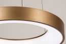 Hanglamp 13606: design, modern, metaal, goud #6