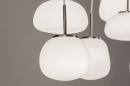 Hanglamp 13623: modern, retro, eigentijds klassiek, art deco #11
