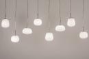 Hanglamp 13623: modern, retro, eigentijds klassiek, art deco #3