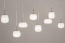 Hanglamp 13623: modern, retro, eigentijds klassiek, art deco #4